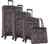Nine West Packmeup 4-Piece Luggage Set