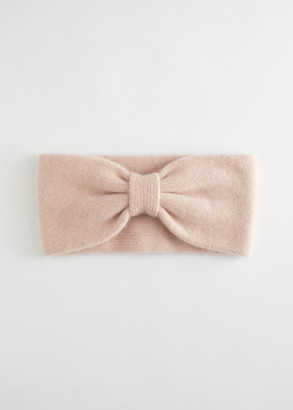 And other stories Cashmere Knitted Headband