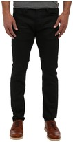 John Varvatos Bowery Fit Jean in Jet Black Men's Jeans