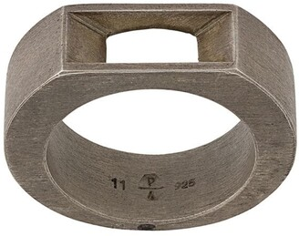 Parts Of Four Crescent Plane Gateway ring