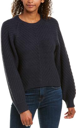 Equipment Leotine Cashmere-Blend Sweater