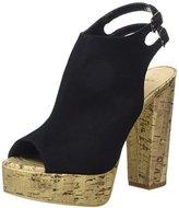 New Look Women's Wide Foot Perry Platform Heels,39 EU
