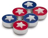 Sur La Table Stars and Stripes Tealight Candles, Set of 6