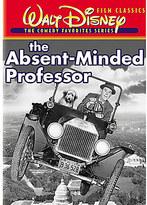 Disney The Absent-Minded Professor DVD