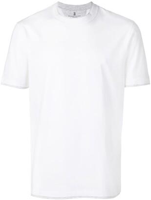 Brunello Cucinelli crew neck T-shirt