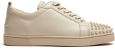 Christian Louboutin Louis Junior low-top leather trainers