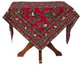 April Cornell Chickadee Tablecloth