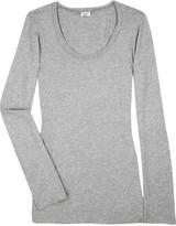 Modal long sleeve top