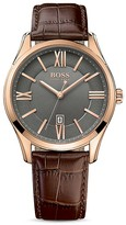 HUGO BOSS Ambassador Watch, 44mm