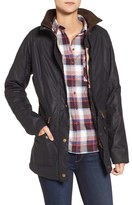 Barbour Women's Crossrail Waxed Cotton Jacket