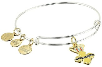 Alex and Ani Wizard of Oz, Courage Bangle Bracelet, Two-Tone
