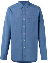 Levi's plain shirt - men - Cotton - M