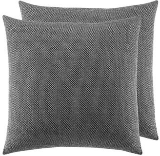 """Laura Ashley Amberley Cotton 26"""" Euro Pillow Cover"""