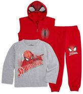Spiderman Hoodie-Toddler Boys