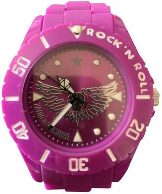 Zadig & Voltaire Spring Summer 2019 Purple Steel Watches