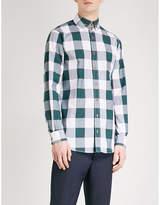 Vivienne Westwood Gingham regular-fit cotton shirt