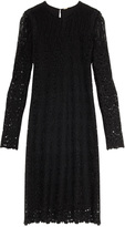 ADAM by Adam Lippes Lk12 Ls Lace Dress