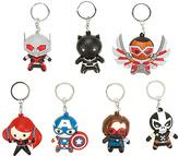 Marvel Series Six Assorted Foam Key Chain