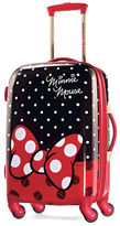 American Tourister Minnie Mouse Red Bow Hardside Spinner- 28in.