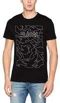 G Star Men's Brisvu R T S/S T-Shirt