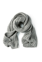 Country Road Chunky Knit Scarf