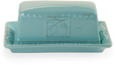 Signature Housewares Aqua Sorrento Butter Dish