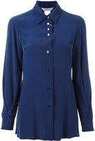 Sportmax buttoned shirt - women - Silk - 40