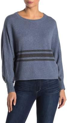 Lynk Knyt & Raglan Cashmere Sweater