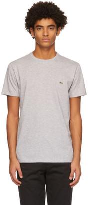 Lacoste Grey Logo T-Shirt