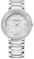 Baume & Mercier Promesse 10199 Stainless Steel Bracelet Watch