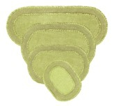 Thumbnail for your product : Home Weavers Double Ruffle Bath Set Bedding