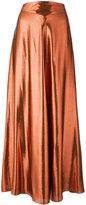 Indress Casablanca pleated skirt