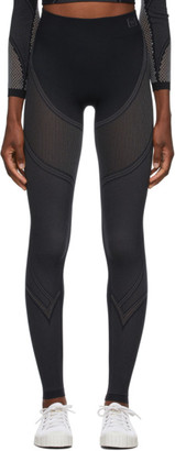 Wolford Black Zen Leggings
