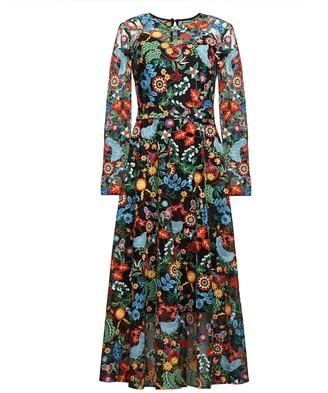 Matsour'i Midi Dress Jolin