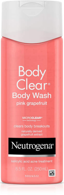 Neutrogena Pink Grapefruit Body Wash