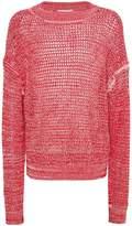 Jil Sander Drop Shoulder Sweater