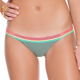 Luli Fama Colored Strings Moderate Bottom In Army (L464546)