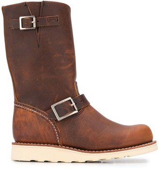 Red Wing Shoes Classic Engineer boots