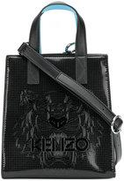 Kenzo patent shopping bag