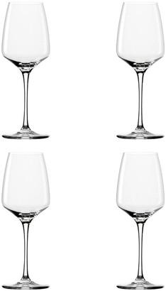 Royal Doulton Sommelier White Wine Glass Set of 4