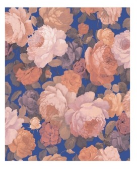 "Sirpi 20.5"" x 396"" Lady Floral Wallpaper"