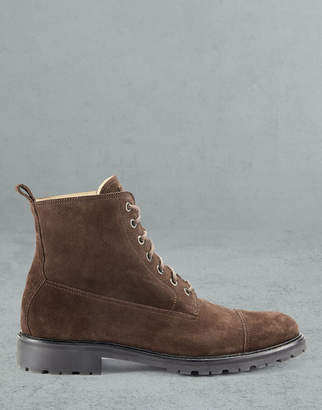 Belstaff NEW ALPERTON BOOTS Brown UK 9.5 /