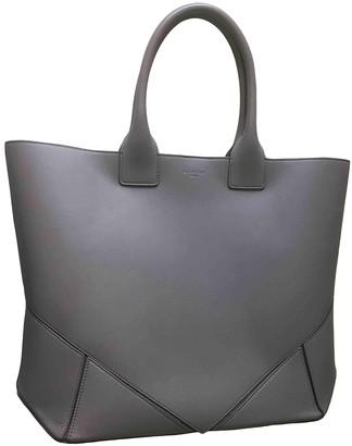 Givenchy Grey Leather Handbags