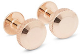 Alice Made This - Oliver Rose Gold-plated Cufflinks - Gold