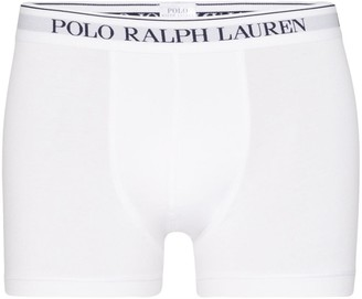 Polo Ralph Lauren 3 Pack Logo Print Trunks