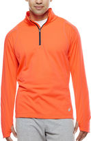 Asics Long-Sleeve Mechanical Stretch Quarter-Zip Shirt