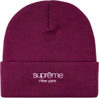 Supreme Radar knitted beanie