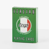NEW Italian Lingo Cards