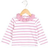 Jacadi Girls' Striped Top