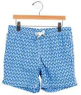 Hartford Boys' Abstract Swim Trunks w/ Tags